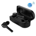 HAMTOD A2 TWS Bluetooth 5.0 Wireless Active Noise Cancelling Earphone(Black)