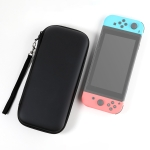 ROCK i11 Portable EVA Storage Bag Handbag Protective Box for Nintendo Switch NS(Black)