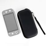 ROCK i12 Portable EVA Storage Bag Handbag Protective Box for Nintendo Switch Lite (Black)
