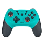 6-axis Bluetooth Joypad Gamepad Game Controller for Switch Pro (Green)
