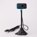4.0 Mega Pixels USB 2.0 Driverless Desktop Laptop Camera / Webcam with Mic