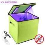 30cm UV Light Germicidal Sterilizer Disinfection Tent Box