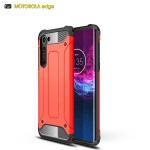 For Motorola Edge Magic Armor TPU + PC Combination Case(Red)