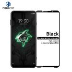 For Xiaomi Black Shark 3 PINWUYO 9H 2.5D Full Screen Tempered Glass Film(Black)