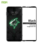For Xiaomi Black Shark 3 MOFI 9H 2.5D Full Screen Tempered Glass Film(Black)