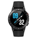 SMA-M5 1.3 inch IPS Full Touch Screen IP67 Waterproof Outdoor Sports Watch, Support Bluetooth / Call / GPS / Sleep & Blood Pressure & Heart Rate Monitor (Black)
