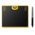 HUION HS64 Chips Special Edition 5080 LPI Art Drawing Tablet with Battery-free Pen for Fun