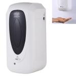 F1303 1000ML Touchless Automatic Infrared Sensor Spray Sterilization Dispenser (White)