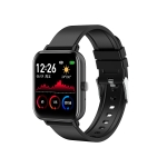 K8 Bluetooth Call Smart Watch, 1.54 inch TFT Full Touch Screen, IP67 Waterproof, Support Heart Rate Monitor / Sleep Monitor / Immunity Test / MP3 (Black)