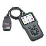 V311 OBD2 Scanner Color Screen Car Fault Detector 8 ~ 36V, Supports Chinese/English/French/German