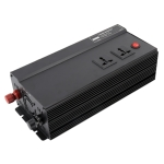 3000W DC 24V to AC 220V Car Multi-functional Sine Wave Power Inverter, Random Color Delivery