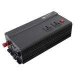3000W DC 24V to AC 220V Car Multi-functional Sine Wave Power Inverter, Random Color Delivery