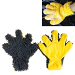 Coral Velvet Dusting Mitt Car Window Washing Cleaning Cloth Duster Towel Gloves