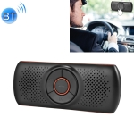 T826 Car Bluetooth Wireless MP3 Player FM Player for Sun Visor