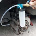 Car Brake Fluid Replacement Tool Brake Oil Pumping Unit Oiler