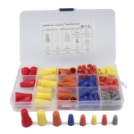 102 PCS Car Electrical Wire Nuts Crimp Wire Terminal Wire Connect Assortment Kit