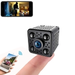 L21 Full HD 1080P WiFi Mini DV Sport Recorder Camera, Support Monitor Detection & Night Vision & TF Card