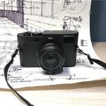 Non-Working Fake Dummy DSLR Camera Model Photo Studio Props (Black)