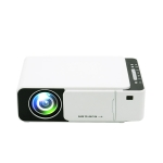 T5 100ANSI Lumens 800×400 Resolution 480P LED+LCD Technology Smart Projector, Support HDMI / SD Card / 2 x USB / Audio 3.5mm, Same Screen Version