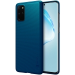 For Galaxy S20+ / Galaxy S20+ 5G NILLKIN Frosted Concave-convex Texture PC Case(Blue)
