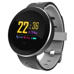 Q8 Pro 1.0 inch HD Color Screen IP68 Waterproof Sport Smart Watch, Support Heart Rate Monitoring / Sleep Monitor / Call Reminder(Silver Grey)