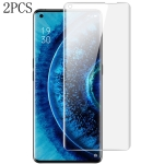 2 PCS IMAK Curved Full Screen Hydrogel Film for OPPO Find X2
