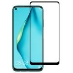 For Huawei Nova 7i 9H Surface Hardness 2.5D Full Glue Full Screen Tempered Glass Film