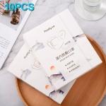 10 PCS Xiaomi Youpin Purely Steam Hot Pack Mask Anti-haze PM2.5 Face Mask (White)