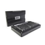 JAKEMY JM-8177 106 in 1 Screwdriver Bit Head Extension Rod Multi-functional Combination Repair Tool Set