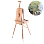 Multifunctional Lady Oil Painting Box Can Be Portable