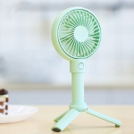 Benks F12 3350mAh Portable Multi-function Handheld USB A-frame Small Fan(Green)