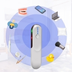 JRSS-X1 Portable Household Handheld Sterilizer Germicidal Lamp UV Disinfection Stick (White)