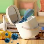 Smartphone Sterilizer Portable UV Light Disinfection Underwear Sterilization Cleaning Box