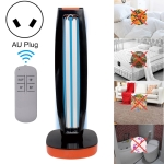 JRS-38w 38W Desktop UV Light Lamp Disinfection Anti-virus Sterilization Lamp Bar Strip with Remote Control(AU Plug)