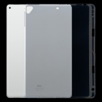 For iPad Air / Air 2 3mm Shockproof Transparent Protective Case with Pen Slot