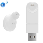 KIVEE KV-TW21 V4.2 Wireless Bluetooth Mini Single Earphone with Mic