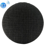 REMAX RB-M9 Desktop Fabric Bluetooth Speaker with Holder, Support Voice Call / Audio Input (Black)