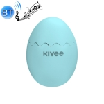 KIVEE KV-MW08 Mini Wireless Bluetooth Speaker, Support Voice Call (Blue)