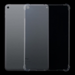 For iPad Mini (2019) 3mm Four Corners Shockproof Transparent Protective Case