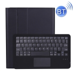 A11B-A 2020 Ultra-thin ABS Detachable Bluetooth Keyboard Protective Case for iPad Pro 11 inch (2020), with Touchpad & Pen Slot & Holder (Black)
