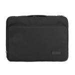 POFOKO Functional Wind Series E550 13.3 inch Portable Waterproof Wear-resistant Polyester Laptop Handbag(Black)