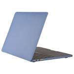 Laptop TPU Protective Case for MacBook Air 13.3 inch A1932 (2018) / (2020)(Blue)