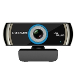 ONTOP UHD-920U 1080P Live Broadcast  HD WebCam Desktop with Microphone