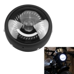 Motorcycle Headlight Retro Lamp LED Light DC12V / 40W/ 6000K / 2800LM