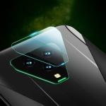 For Xiaomi Black Shark 3 Pro 2.5D Transparent Rear Camera Lens Protector Tempered Glass Film