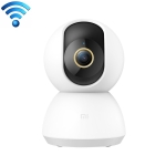 Original Xiaomi 2.4GHz F1.4 Large Aperture 3 Million Pixels Wifi Intelligent Camera PTZ Version 2K, Support Infrared Night Vision & AI Humanoid Detection & Two-way Voice & 32GB Micro SD Card, US Plug