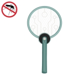 2W Portable Foldable Electric Mosquito Swatter(Green)