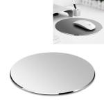 Circle Shape Aluminum Alloy Double-sided Non-slip Mat Desk Mouse Pad