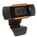 720P Manual Focus Webcam USB Camera with Microphone