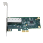 TXA026 Intel I210 PCIe Gigabit 1000M Single SFP Fiber Network Card Adapter